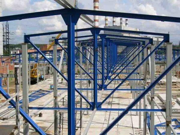 Демонтаж металлоконструкций в челябинске