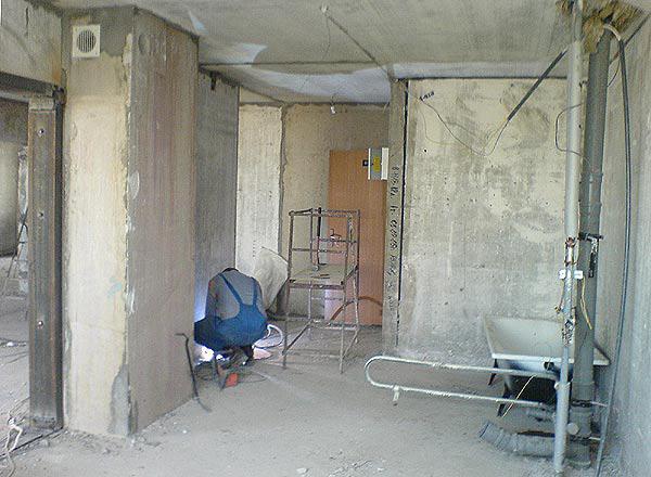 Перепланировка квартир своими руками
