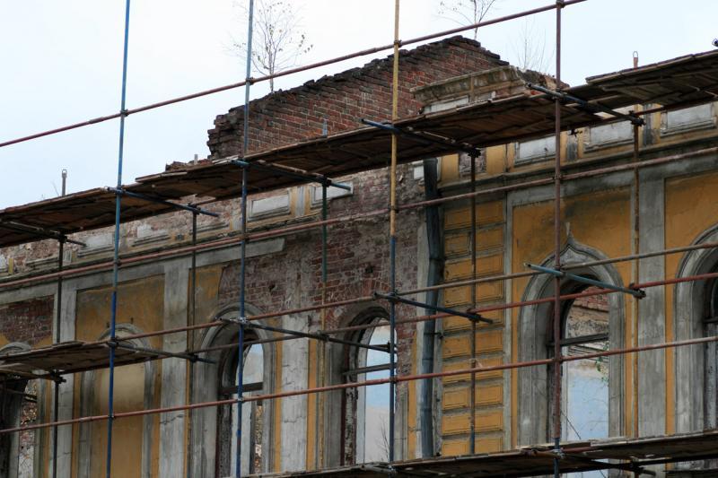 Технологическая карта при ремонте фасадов