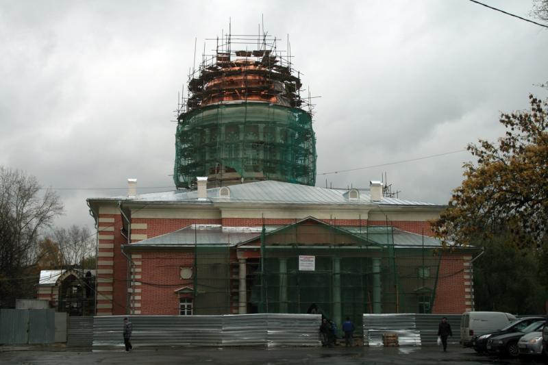 Как реставрируются памятники архитектуры