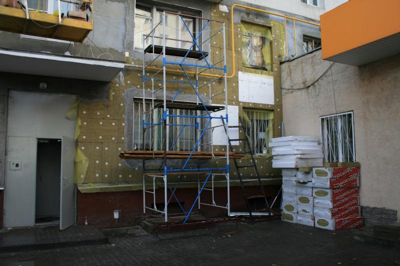 Технического задания на ремонт фасада